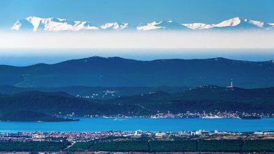 Photo of La meraviglia dei Monti Sibillini visti dalla Croazia