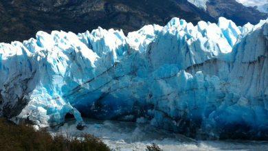 Photo of Patagonia. Crollato in anticipo il ponte di ghiaccio del Perito Moreno