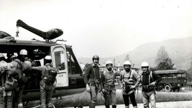 Photo of 65 anni di Soccorso Alpino