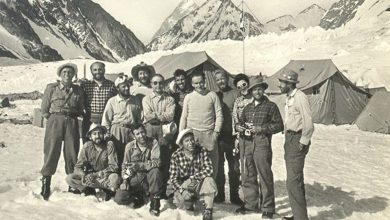 """Photo of """"Italia K2"""". Il lungometraggio ufficiale della spedizione del 1954"""