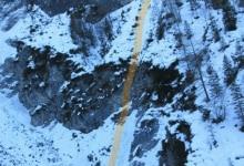 Photo of Escursionista scivola e muore lungo il sentiero per il Bivacco Caimi
