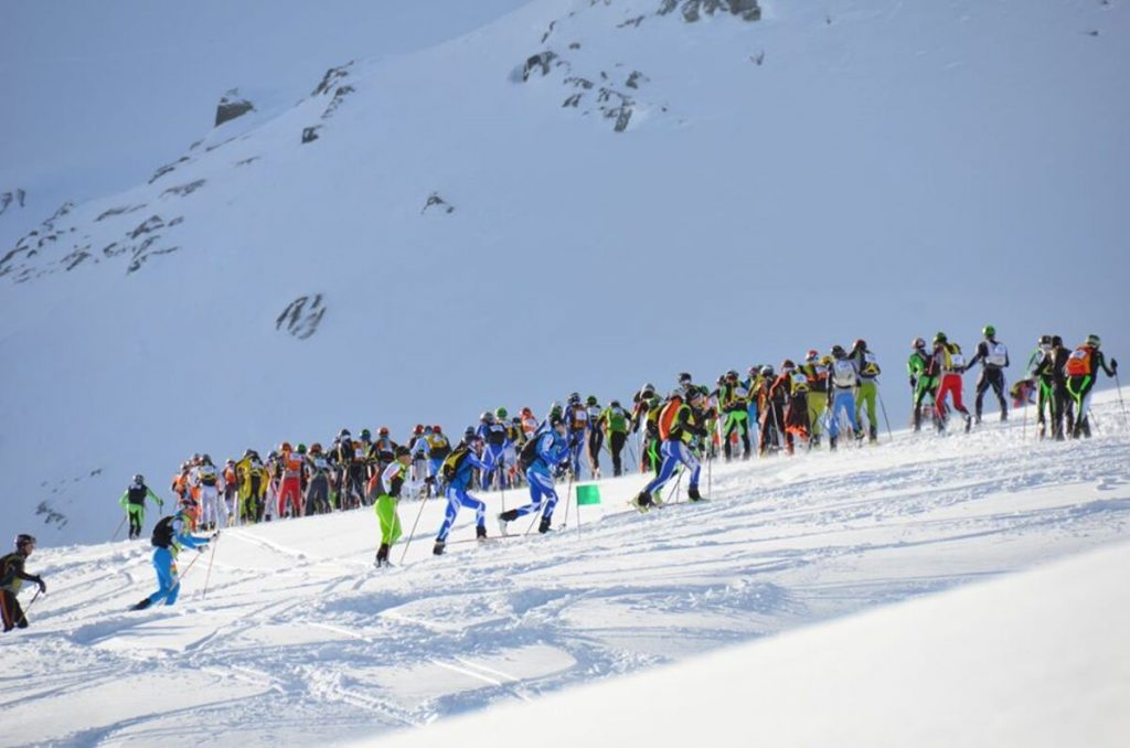 skialp, campionati italiani