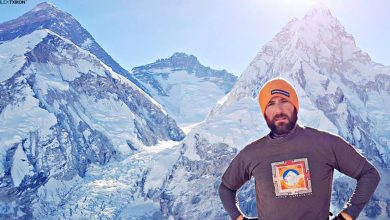 Photo of Alex Txikon di nuovo all'Everest questo inverno