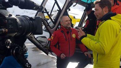 Photo of Il Soccorso Alpino sulla Rai a Linea Bianca per parlare di sicurezza in montagna