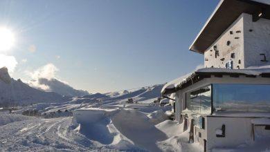 """Photo of """"I signori della neve"""". Stasera in TV il rifugio Comici e le piste della Val Gardena"""