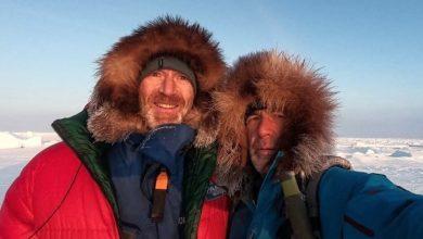 Photo of Artico. Una missione di salvataggio per Mike Horn e Borge Ousland