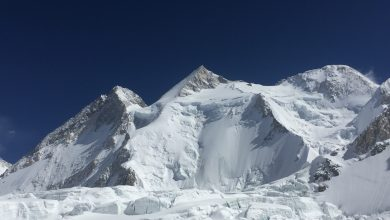 Photo of Gasherbrum II