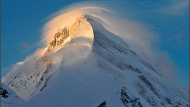 Photo of Team russo-kirghiso a caccia dello Snow Leopard con lo sguardo sull'invernale del K2