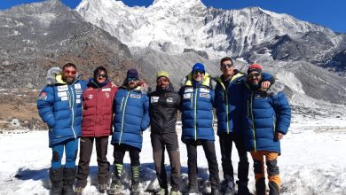 Photo of Ama Dablam: nuovo tentativo di vetta per il team Alex Txikon, che ora guarda all'Everest