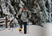 """Photo of """"Con le ciaspole sulle Dolomiti"""", una guida per scoprire i Monti Pallidi"""