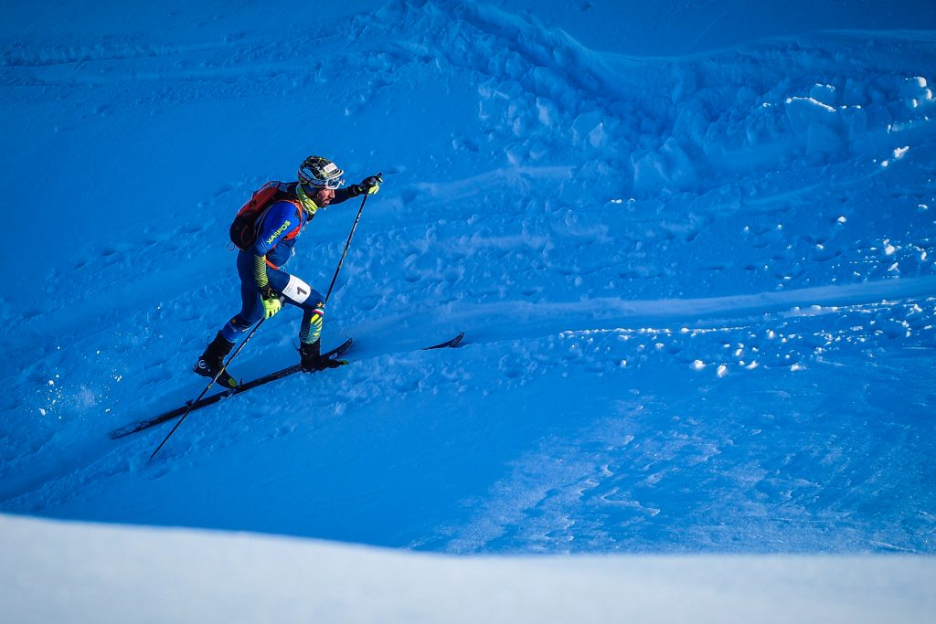 robert antonioli, scialpinismo, campionati italiani