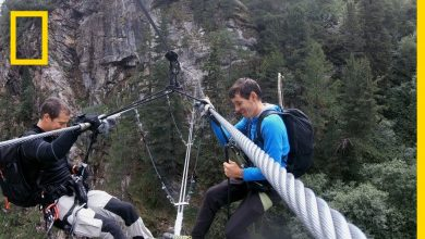 "Photo of Bear Grylls torna su NatGeo con ""Celebrity Edition"". Tra i protagonisti anche Alex Honnold"