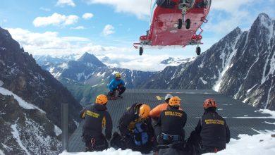 Photo of Monte Rosso di Vertosan, muore soccorritore del SAGF durante addestramento di scialpinismo