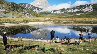 Photo of Parco Nazionale del Gran Sasso. Polemiche per il divieto alle e-bike sui sentieri