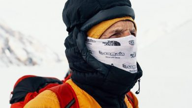 Photo of Gasherbrum, il video dei primi giorni al campo base di Simone Moro e Tamara Lunger