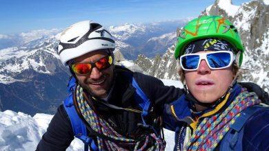 Photo of Daniele Nardi e il Nanga Parbat protagonisti stasera su La7