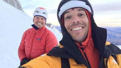 Photo of Patagonia. Alex Honnold e Colin Haley salgono in giornata Aguja Guillaumet, Mermoz e Val Biois