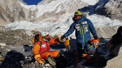 Photo of Everest: incidente sull'IceFall, Jonatan García cade in un crepaccio