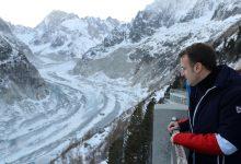Photo of Accessi limitati sul Monte Bianco, l'annuncio del Presidente Macron
