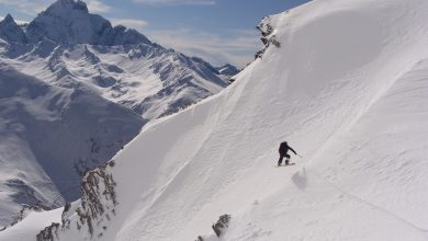 Photo of In Montagna X Traverso, due giorni all'insegna dello snowboard alpinismo