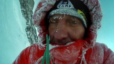 Photo of Denis Urubko: stanotte inizia il tentativo di vetta in solitaria sul Broad Peak