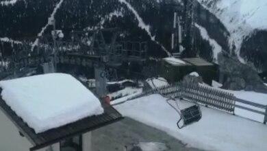 Photo of Poca neve e vento fino a 200 km/h sulle Alpi