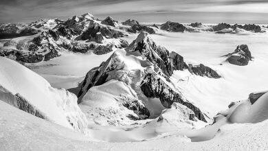 Photo of Cerro Cachet, Patagonia. Prima salita sulla parete NE per il trio Hinterberger-Hojac-Siegrist