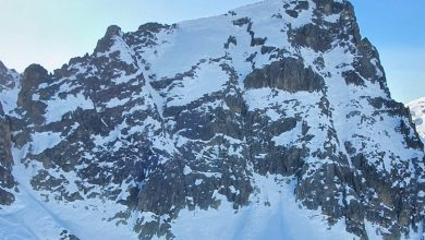 Photo of Scialpinista precipita e muore sul Monte Frisson