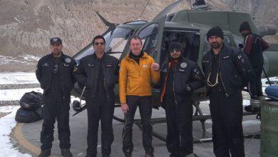 Photo of L'evacuazione in elicottero, il racconto di Denis Urubko