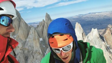 Photo of Alex Honnold e Colin Haley in Patagonia di nuovo insieme