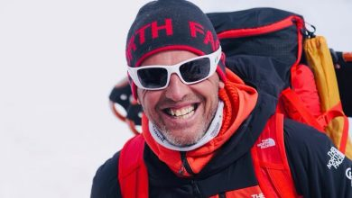 Photo of Simone Moro a Radio Deejay racconta l'incidente al Gasherbrum