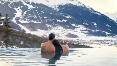 Photo of San Valentino alle terme. 5 idee per una fuga romantica in montagna