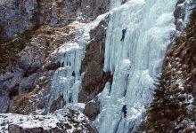 Photo of Arrampicata su ghiaccio, dove praticarla in Italia