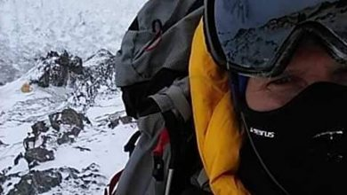Photo of K2, arrivati a 6300m. Txikon in azione all'Everest