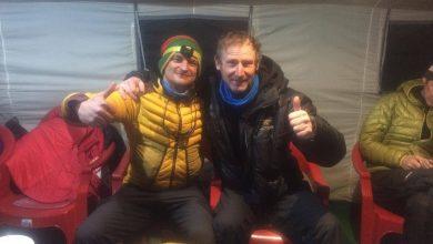 Photo of Gasherbrum I: prima invernale dal gusto amaro