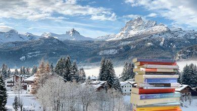 """Photo of #IoRestoAcasa. """"Una montagna di libri"""" diventa un canale digitale"""