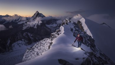 Photo of Banff Festival mette online film epici per grandi avventure indoor