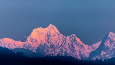 Photo of Kangchenjunga