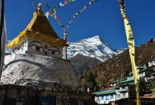 Photo of Il Covid arriva a Namche Bazaar, chiusa la regione dell'Everest agli alpinisti