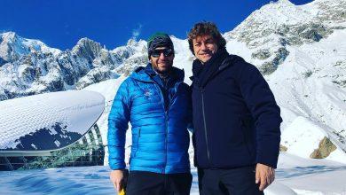 Photo of Questa sera sul Monte Bianco con Alberto Angela