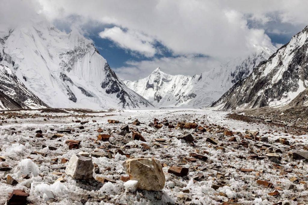 karakorum, ghiacciai