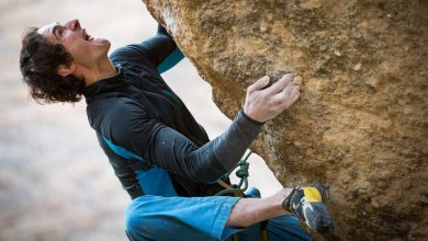 Photo of Adam Ondra e il progetto incompiuto a Smith Rock