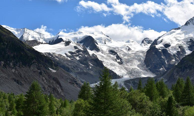 ghiacciai alpini
