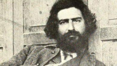 Photo of Giovanni Segantini