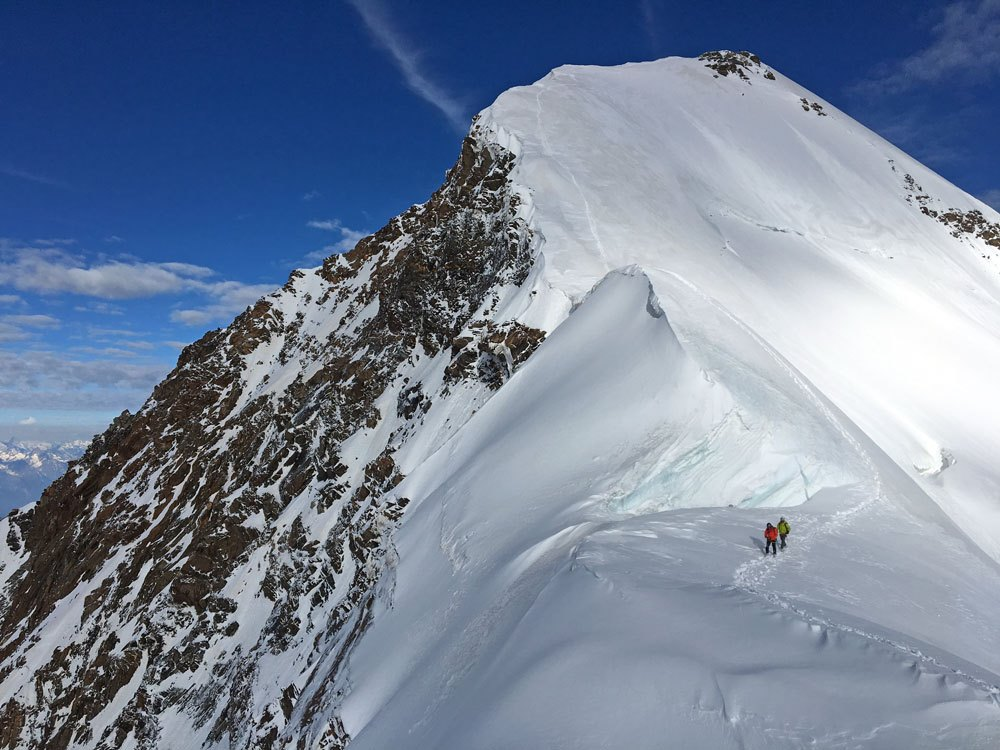 guide alpine, valle d'aosta