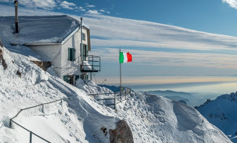 rifugi alpini, uncem