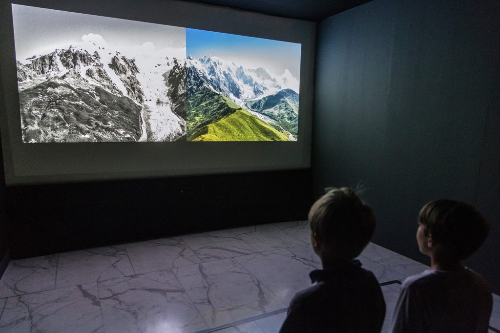 museo nazionale della montagna. mostre