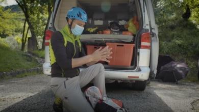 Photo of Covid-19: sicuri in ferrata e sui sentieri grazie ai consigli del Soccorso Alpino