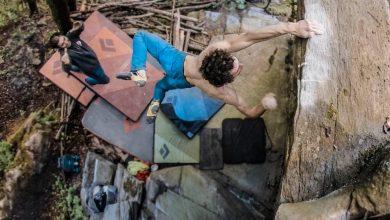 """Photo of Adam Ondra flash su """"Phoenix tears"""", 8A+ nella Moravia del Sud"""