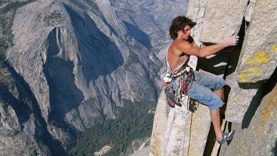 """Photo of """"The Core"""". Dean Potter, un daredevil tra le big wall di Yosemite"""